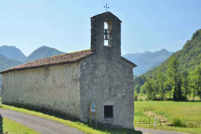Chapelle st Pierre